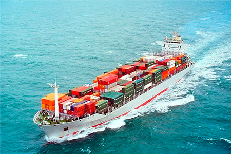 Sea transport and handling of fcl / lcl containers